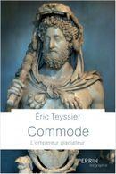 Couverture Commode, l'empereur gladiateur