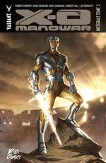 Couverture X-O Manowar, Intégrale tome 3