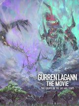 Affiche Gekijô ban Tengen toppa guren ragan: Ragan hen