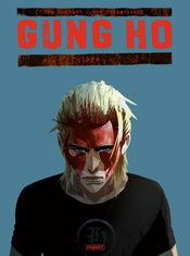 Couverture Colère - Gung Ho, tome 4