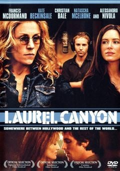 Affiche Laurel Canyon