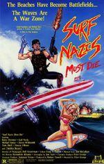 Affiche Surf Nazis Must Die