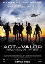 Affiche Act of Valor