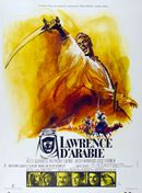 Affiche Lawrence d'Arabie