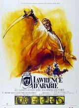 Affiche Lawrence d'Arabie
