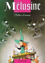 Couverture Philtres d'amour - Mélusine, tome 5