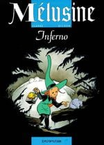 Couverture Inferno - Mélusine, tome 3