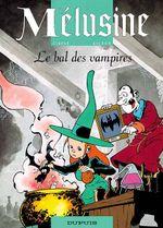 Couverture Le Bal des vampires - Mélusine, tome 2