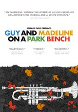 Affiche Guy and Madeline on a Park Bench