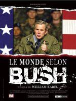 Affiche Le Monde selon Bush