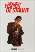 Couverture L'Espion de Staline