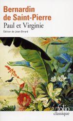 Couverture Paul et Virginie