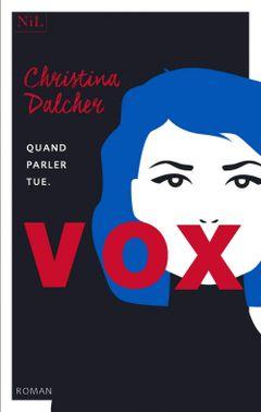 Couverture Vox