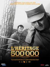 Affiche L'Héritage des 500 000