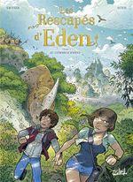 Couverture Au commencement - Les Rescapés d'Eden, tome 1