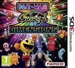 Jaquette Pac-Man & Galaga Dimensions