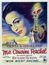 Affiche Ma cousine Rachel