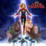 Couverture The Art of Captain Marvel