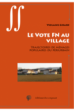 Couverture Le Vote FN au village
