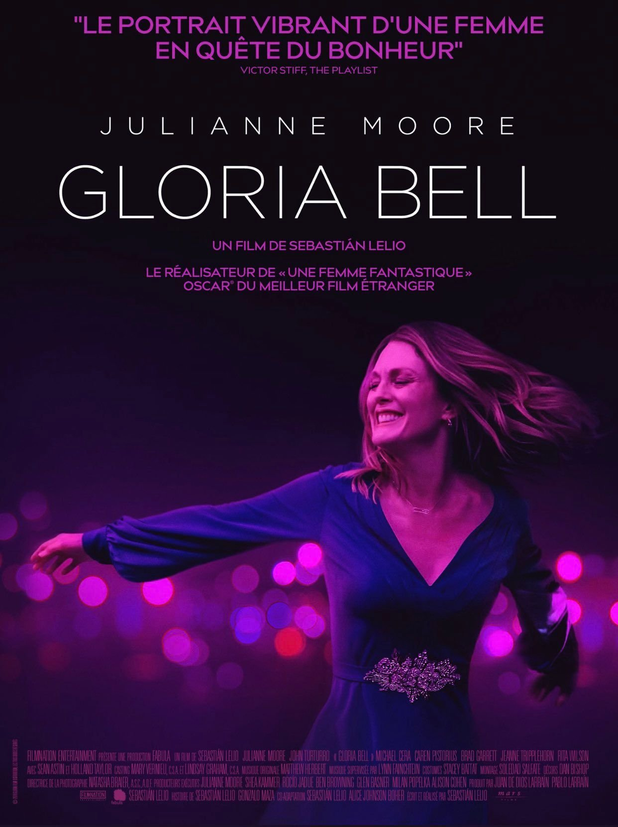Gloria Bell - Film (2019) - SensCritique