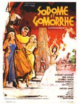 Affiche Sodome et Gomorrhe