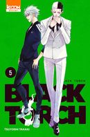 Couverture Black Torch, tome 5