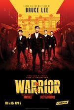 Affiche Warrior