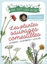 Couverture Les plantes sauvages comestibles