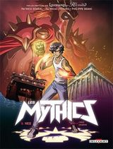 Couverture Neo - Les Mythics, tome 6