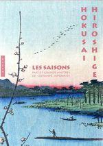 Couverture Les saisons par les grands maîtres de l'estampe japonaise
