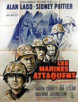 Affiche Les marines attaquent