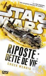 Couverture Dette de vie - Star Wars : Riposte, tome 2