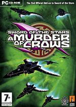 Jaquette Sword of the Stars : A Murder of Crows