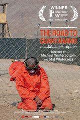 Affiche The Road to Guantanamo