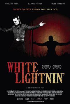 Affiche White Lightnin'