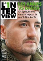 Couverture L'1nterview n°1 - Les anars vs Daech