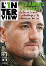 Couverture L'1nterview n°1 - Les anars vs Daech