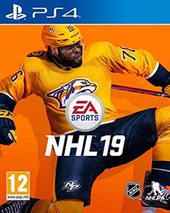 Jaquette NHL 19