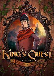 Jaquette King's Quest