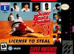 Jaquette Super Bases Loaded 3 : License to Steal