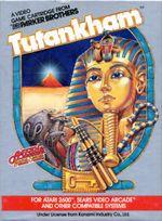 Jaquette Tutankham
