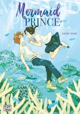 Couverture Mermaid Prince
