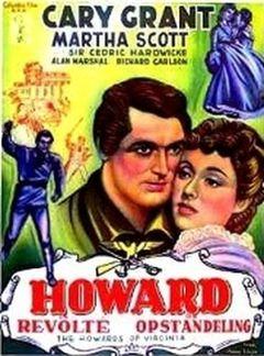 Affiche Howard le révolté