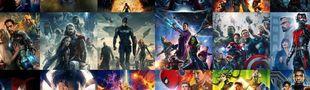 Cover Marvel MCU