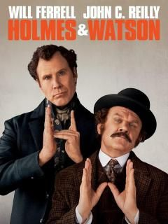Holmes And Watson 2019