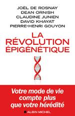 Couverture La révolution épigénétique