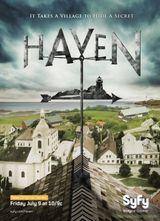 Affiche Les Mystères de Haven