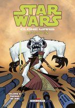 Couverture Clone Wars Episodes - Tome 8 : Tueurs de Jedi