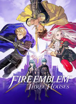 Jaquette Fire Emblem : Three Houses