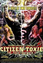 Affiche Toxic Avenger 4